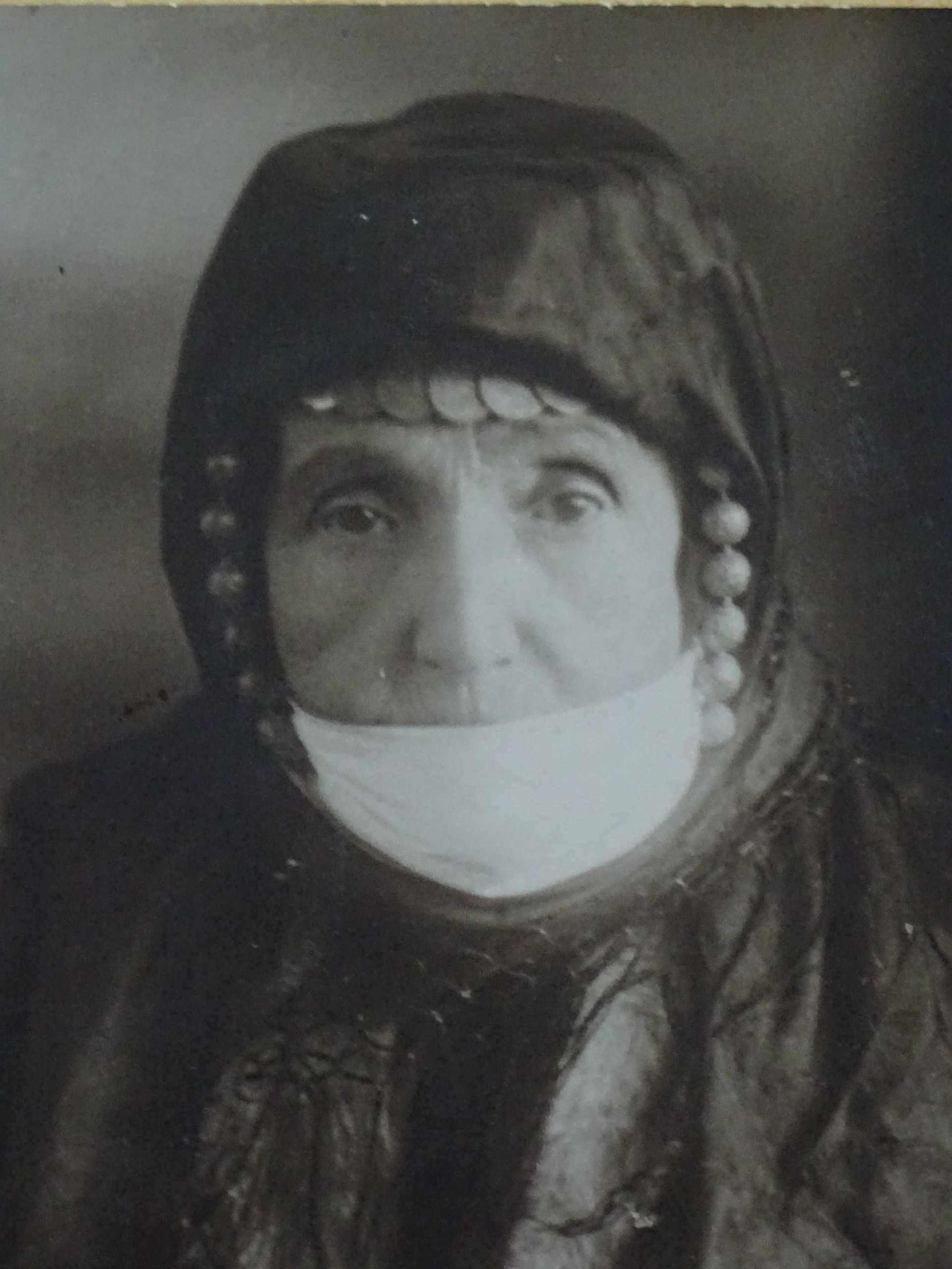 Экспонат #3. Мама Николая Арустамовича