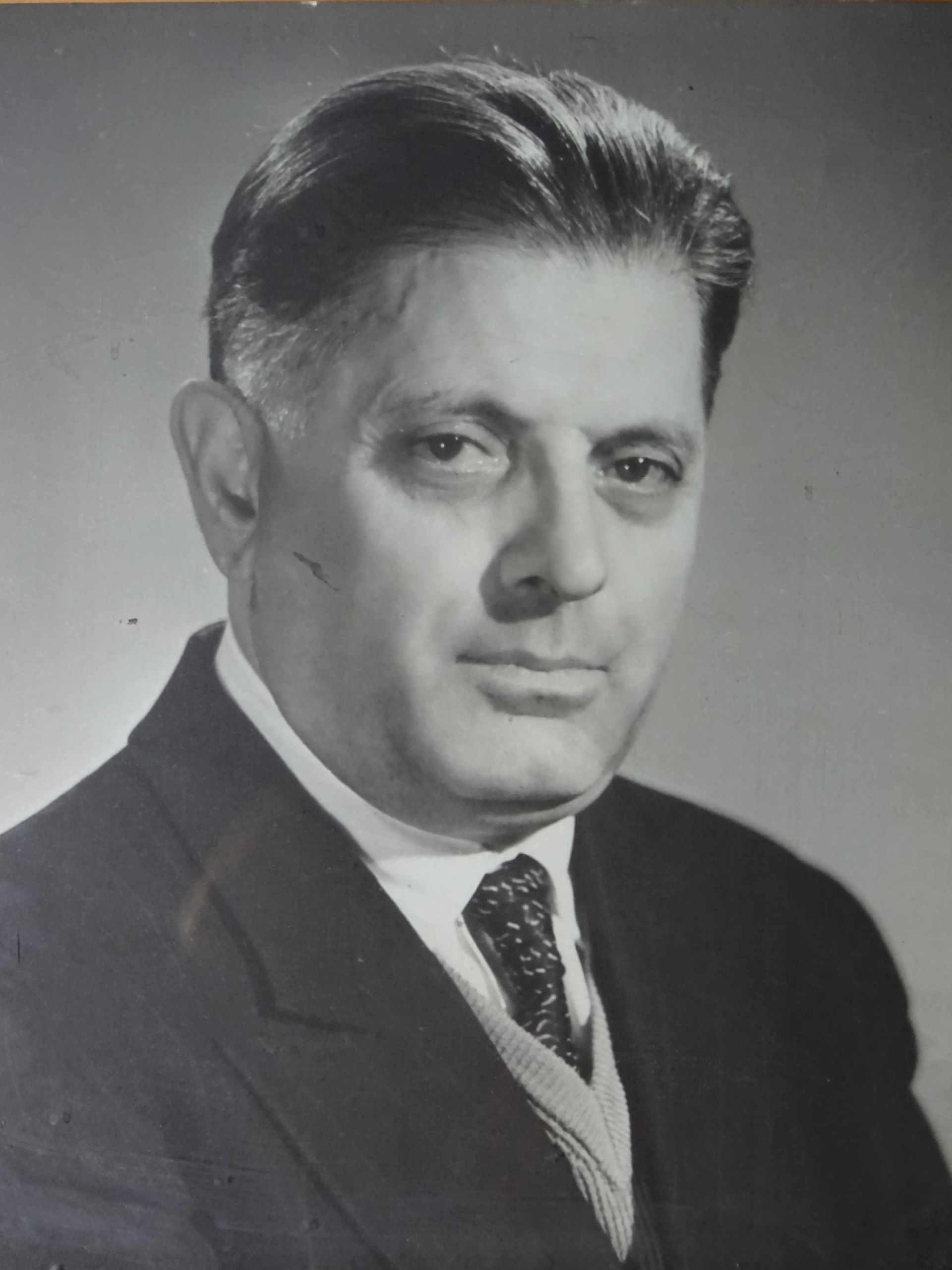 Экспонат #10. Оганджанов Николай Арустамович(1900— 1967)