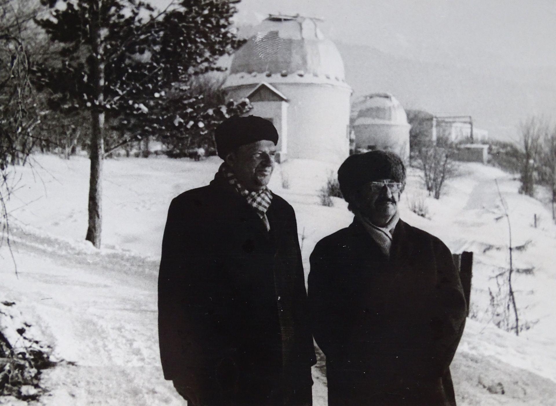 Экспонат #29. Сергей Сапронов и Яков Бвбушкин