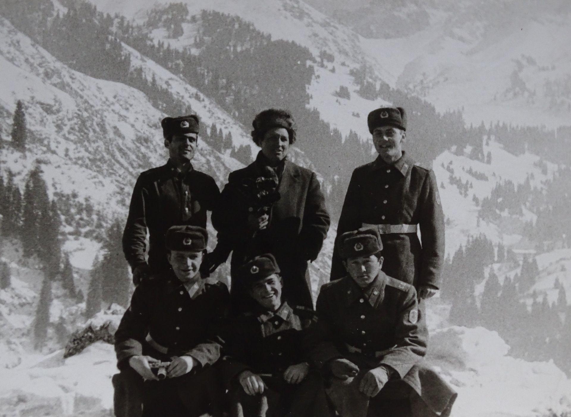 Экспонат #16. Алма-Ата. Февраль 1976 года