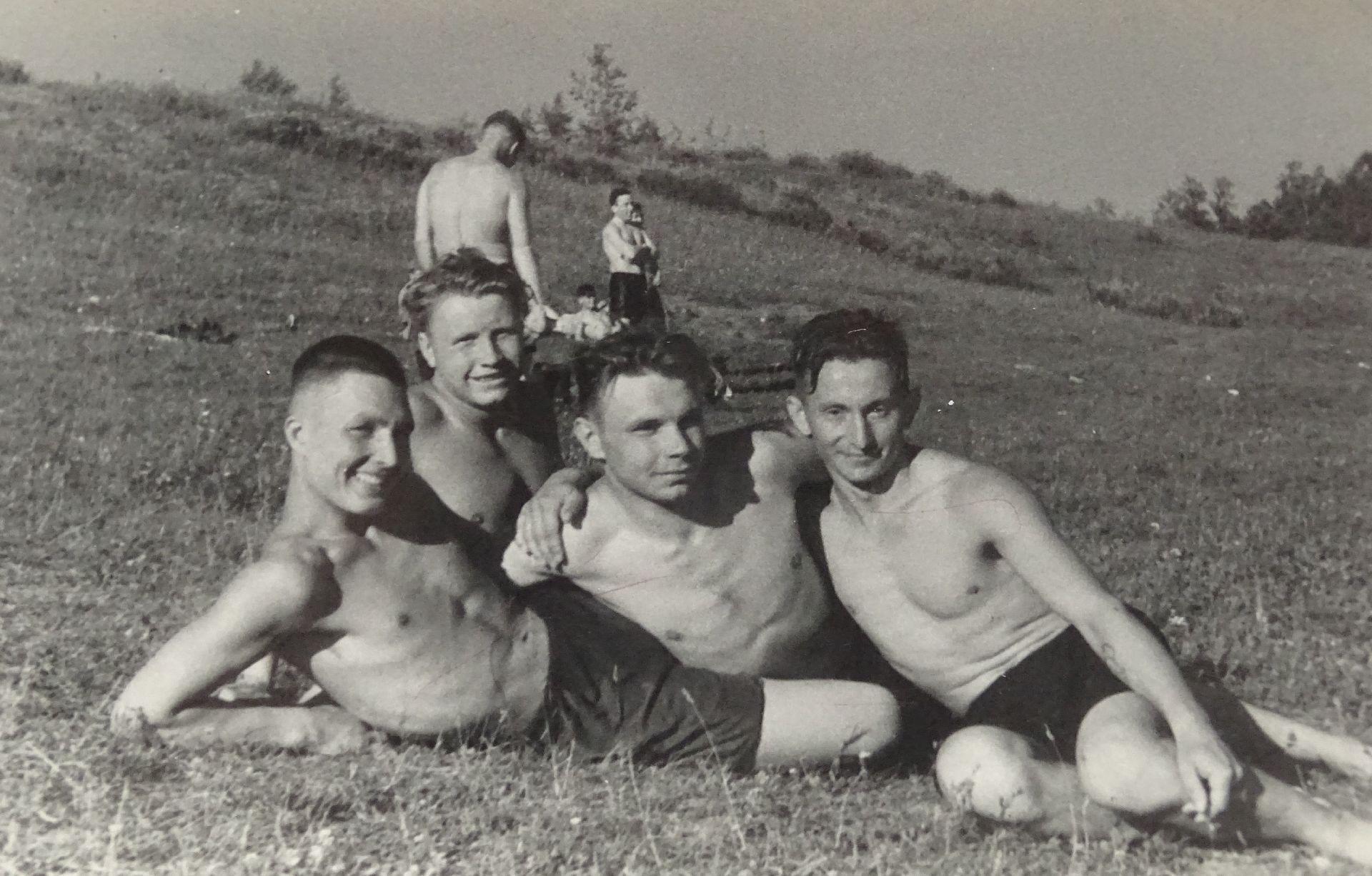 Экспонат #3. Лужки. 1951 год