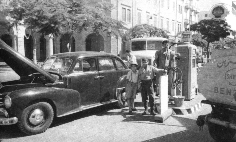 Экспонат #140. На Ближнем Востоке (1956 — 1964)