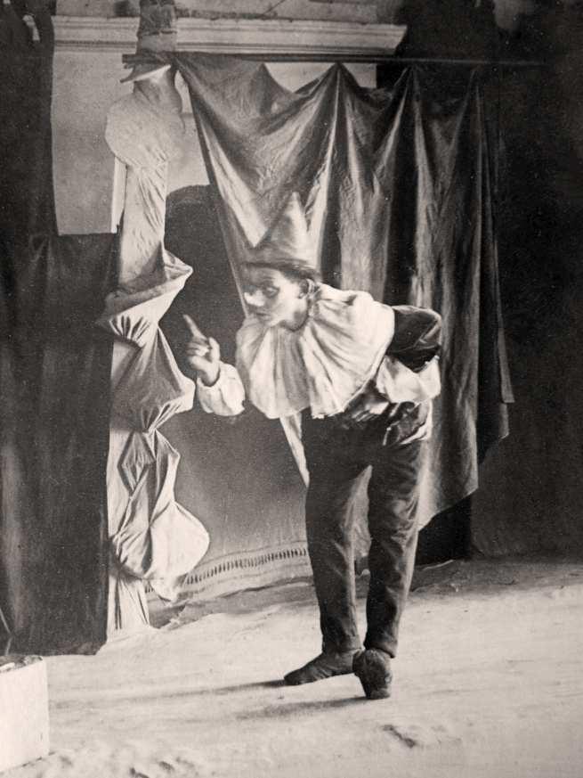 Экспонат #6. Тарталья – Николай Самгин
