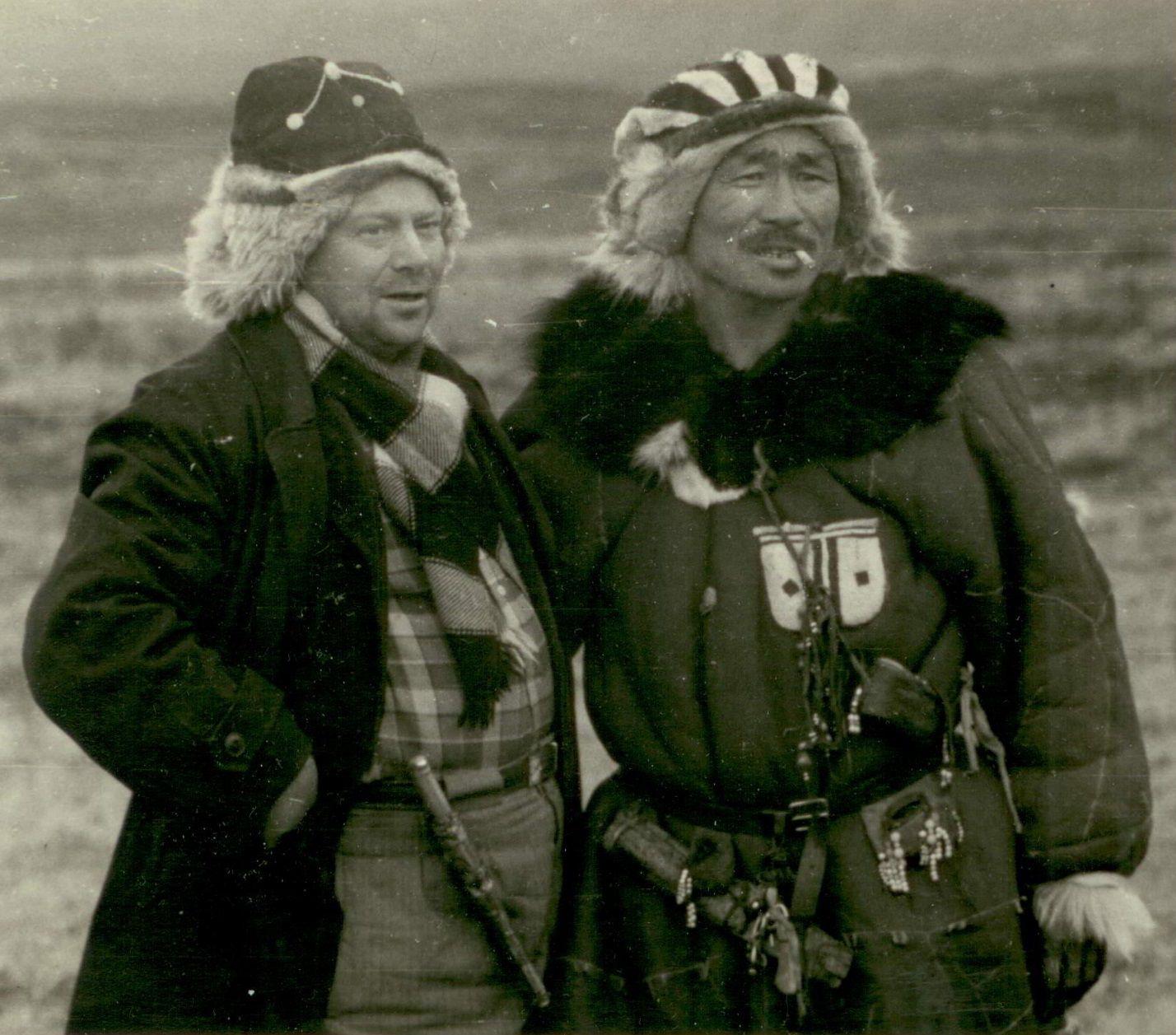 Чукотка. 1959 год