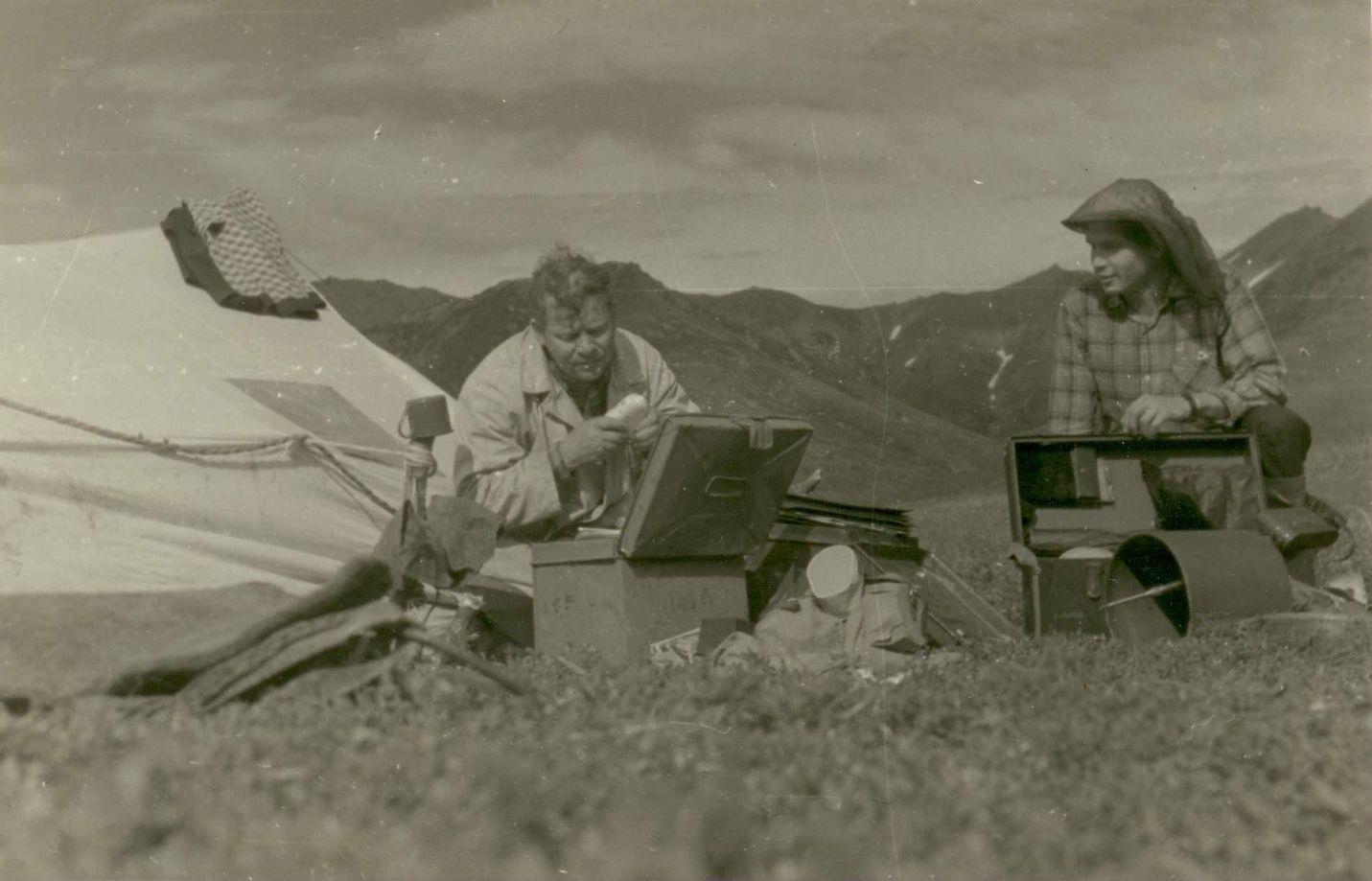 Камчатка. 1963 год