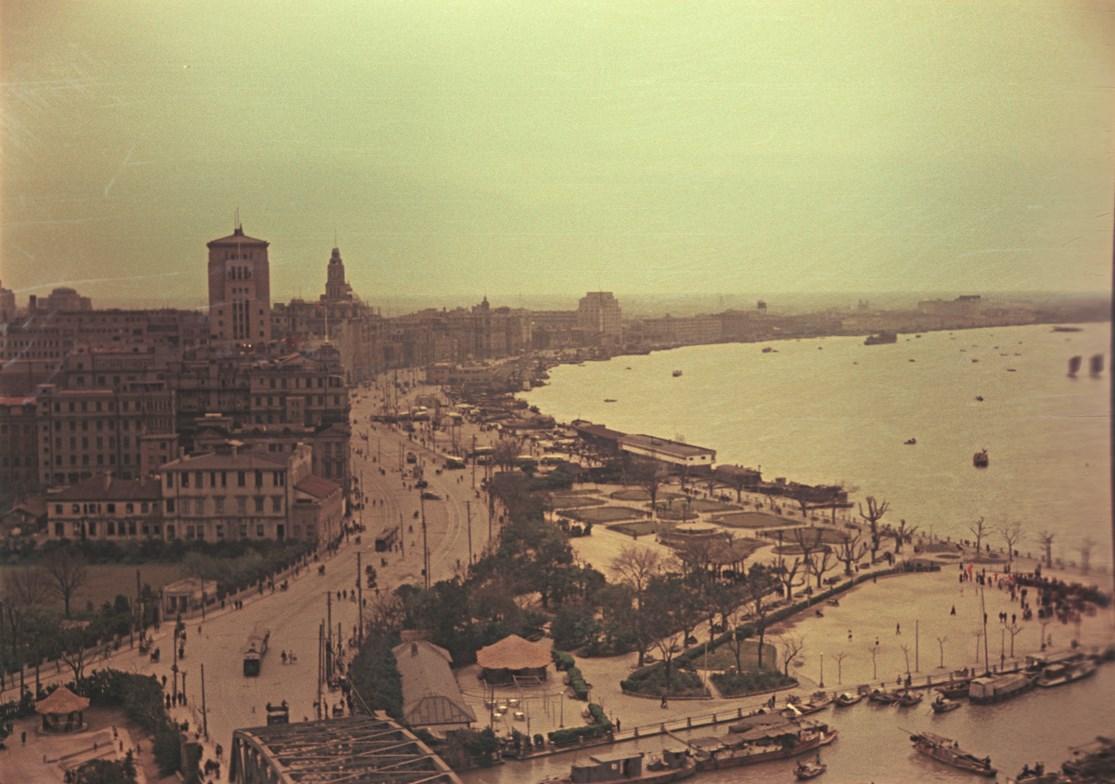 Экспонат #64. Шанхай. 1949-1950 гг.