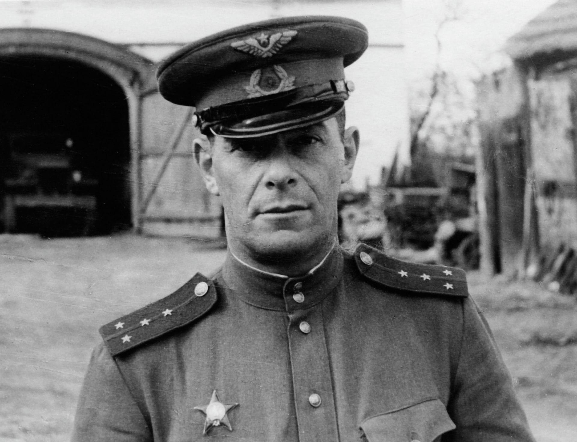 Экспонат #22. Александр Брантман. 1944 год