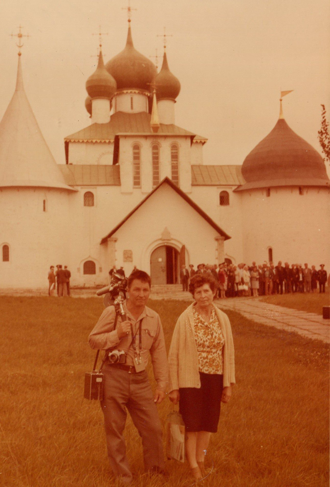 С мамой Надеждой Николаевной