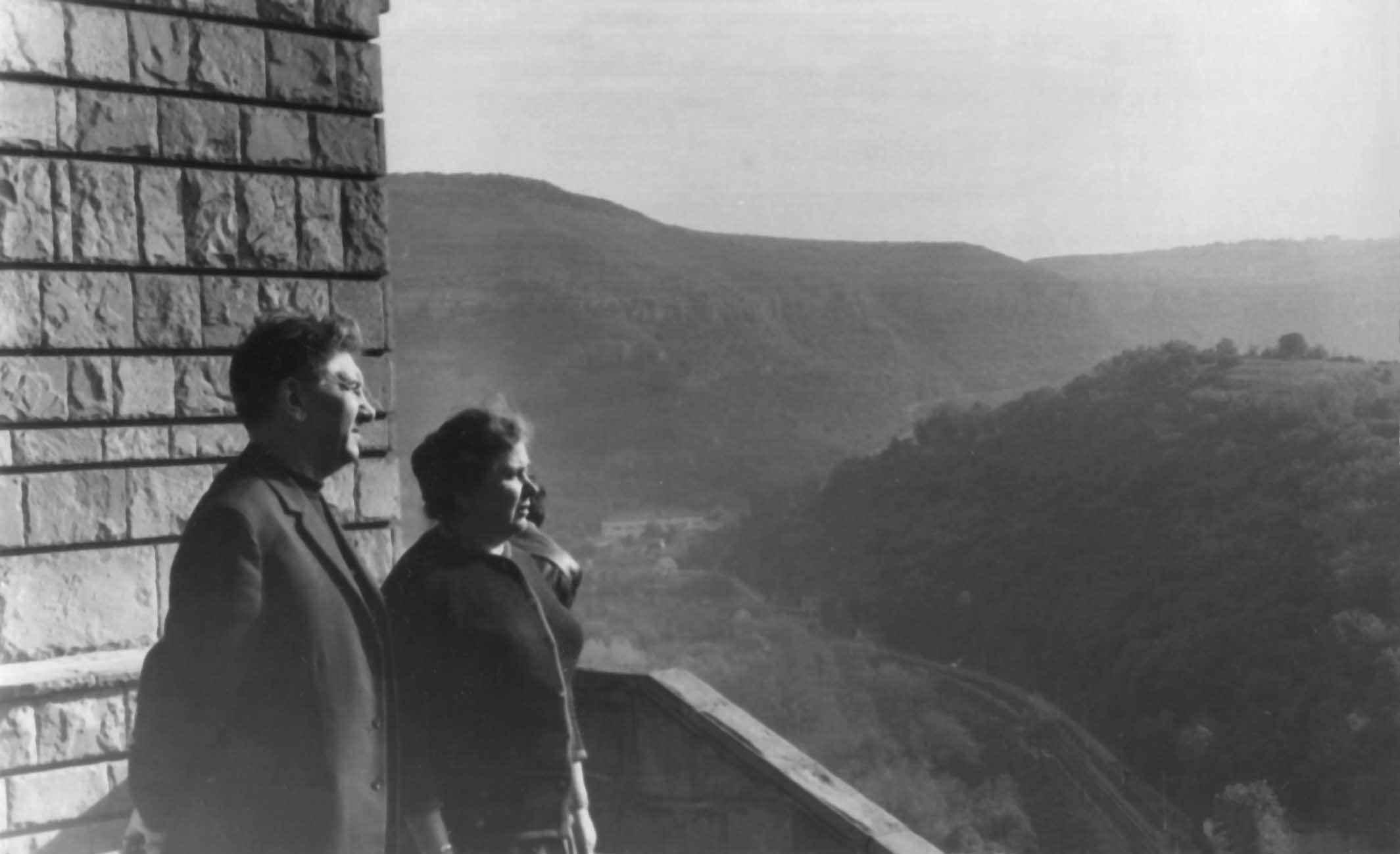 Экспонат #21. В турпоездке по Болгарии. 1964 год