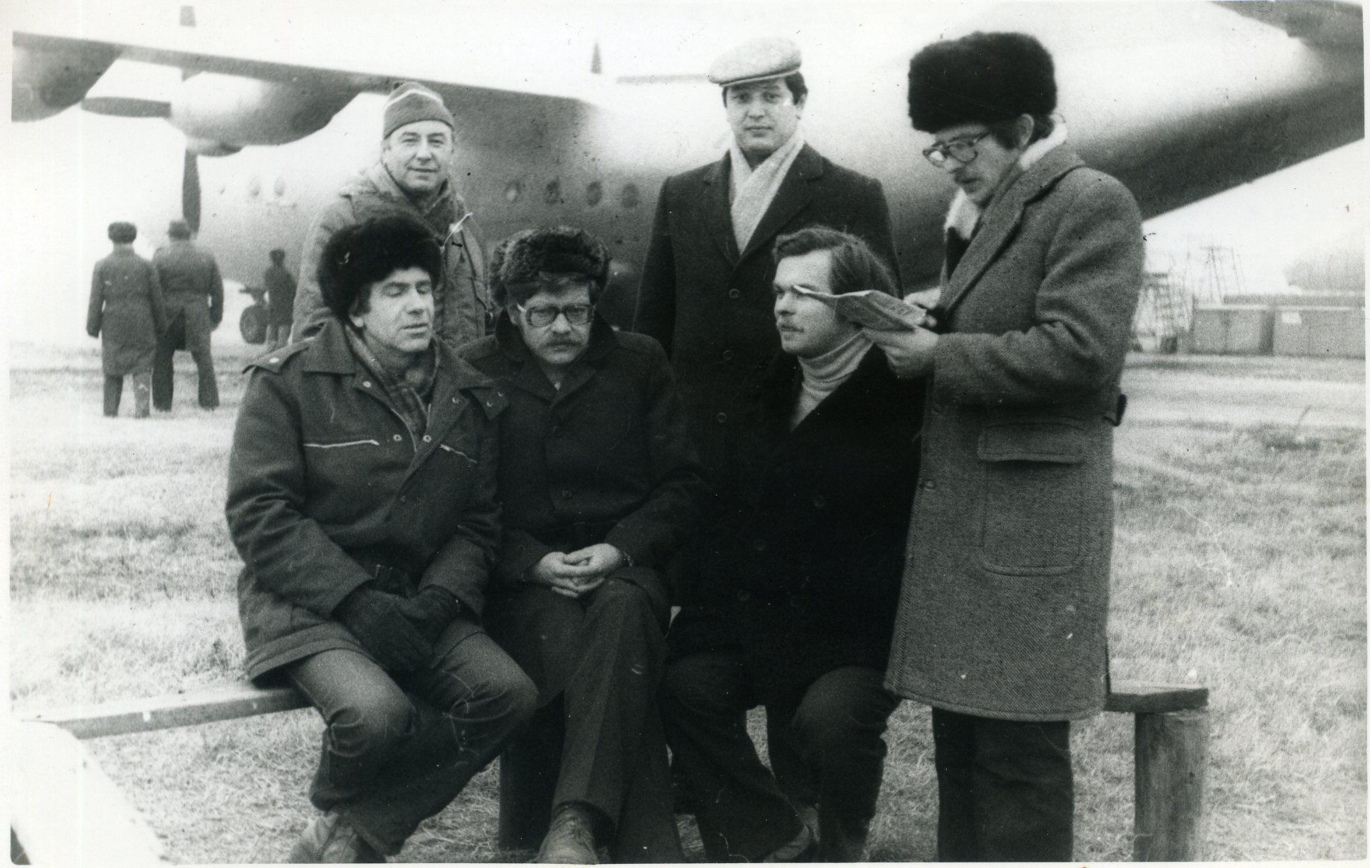 Армейские учения на аэродроме под Тбилиси