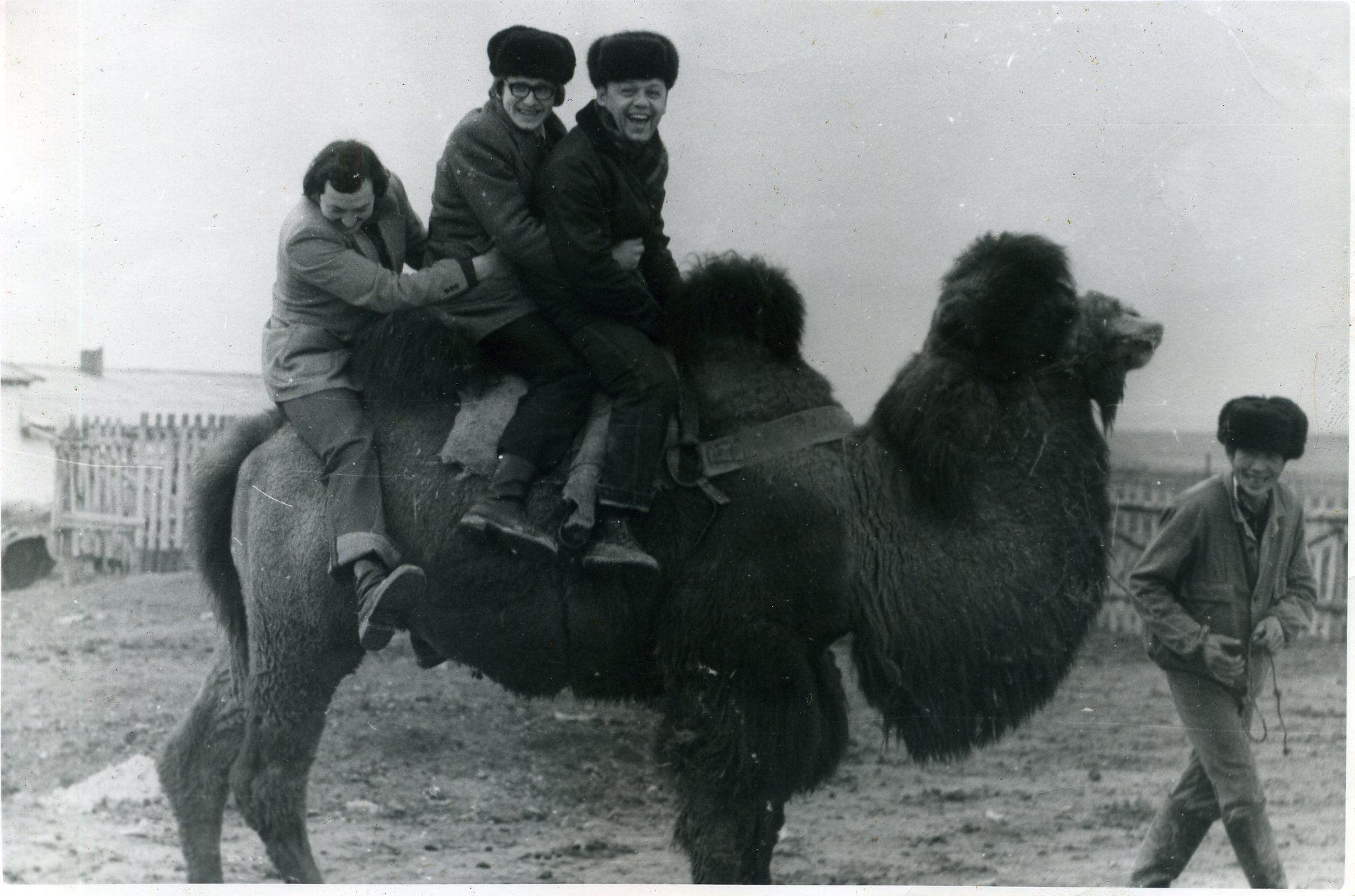 Где-то в средней Азии...