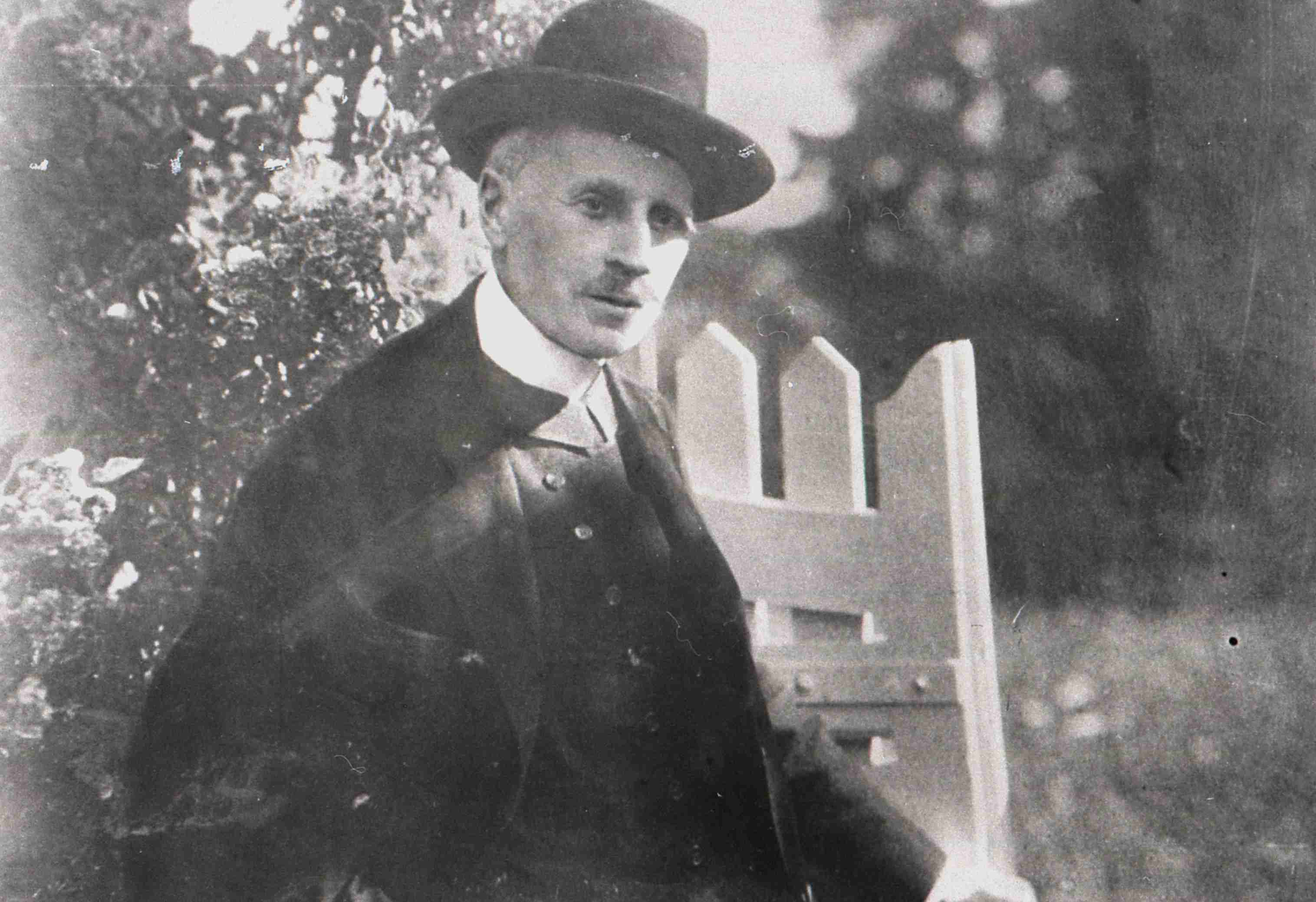 Экспонат #2. Ромен Роллан (1866 — 1944)