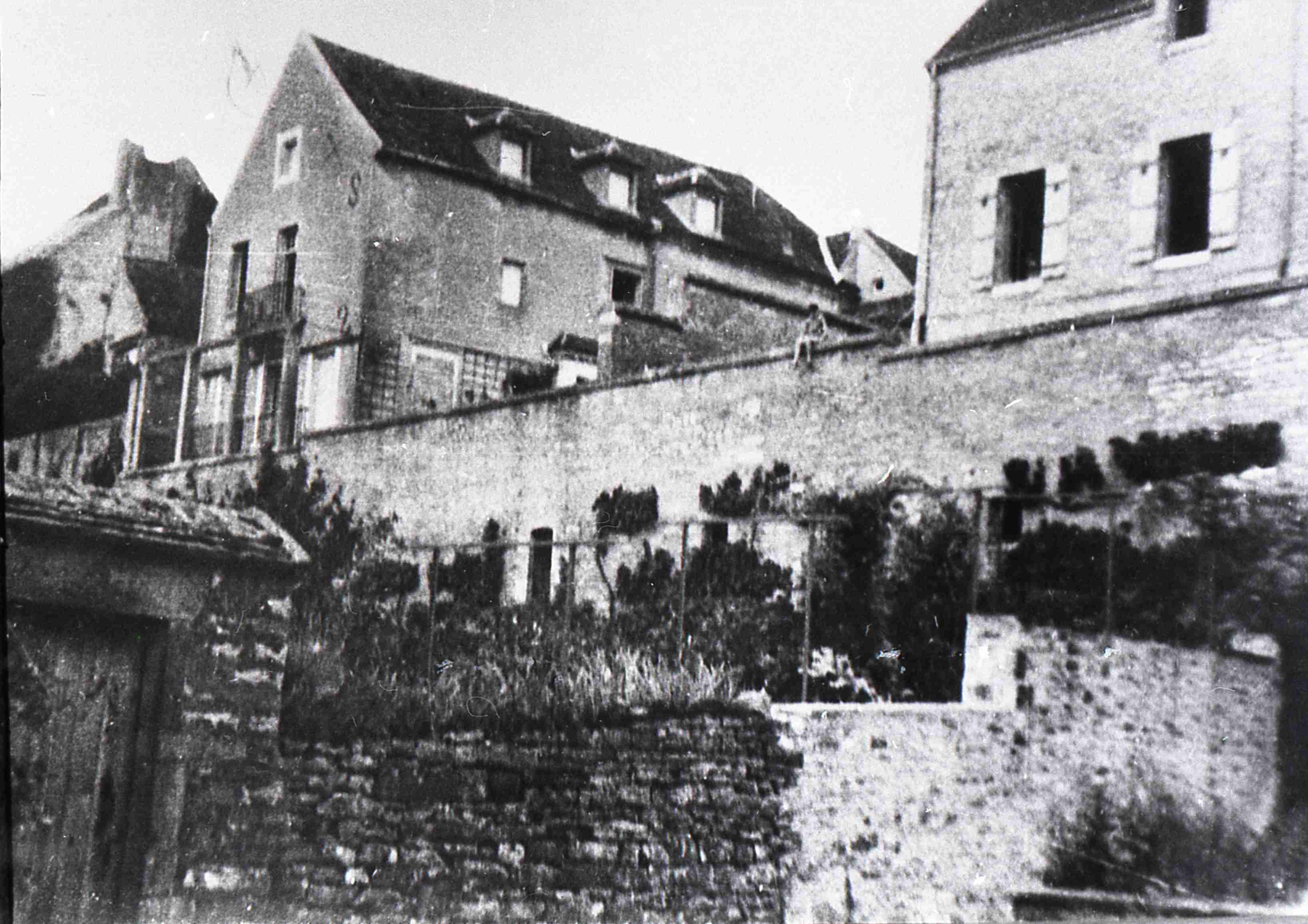 Экспонат #26. Дом Ромена Роллана в Везеле (Франция).