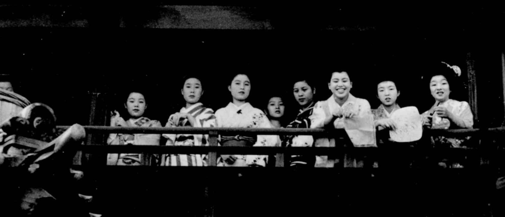 Экспонат #16.В Иокагаме. Сентябрь 1945 года