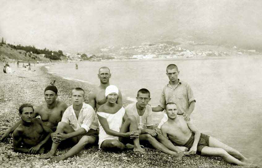 Экспонат #6. Крым. 26 июля 1925 года