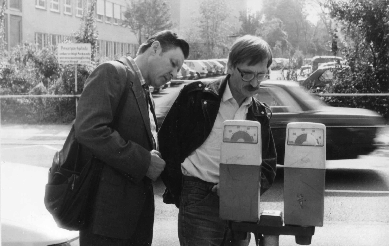 Экспонат #38.  Германия. Фильм:«Немцы России». 1990 год
