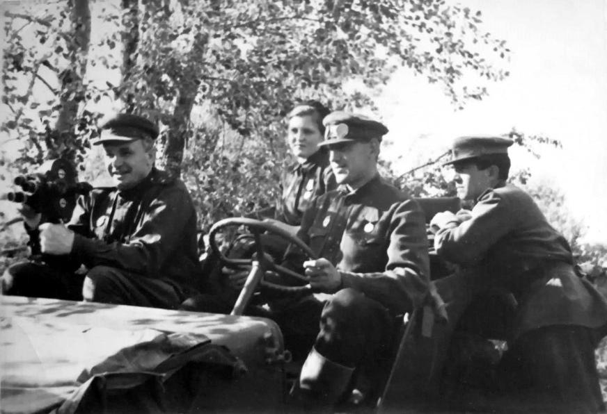 Экспонат #15. В действующей армии. 1943-1944 гг.