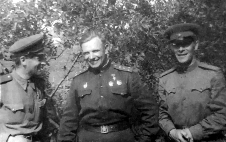 Экспонат #16. В действующей армии. 1943-1944 гг.