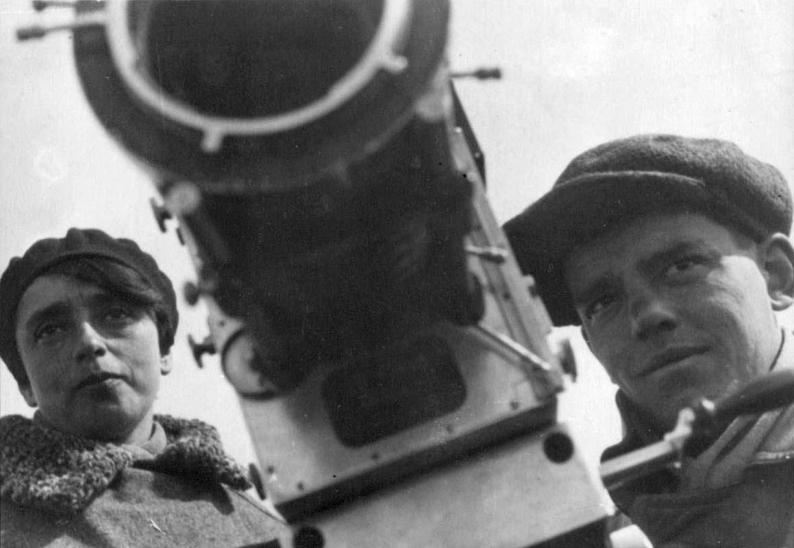 Экспонат #9. Магнитострой. С режиссером Лидией Степановой.1931 год
