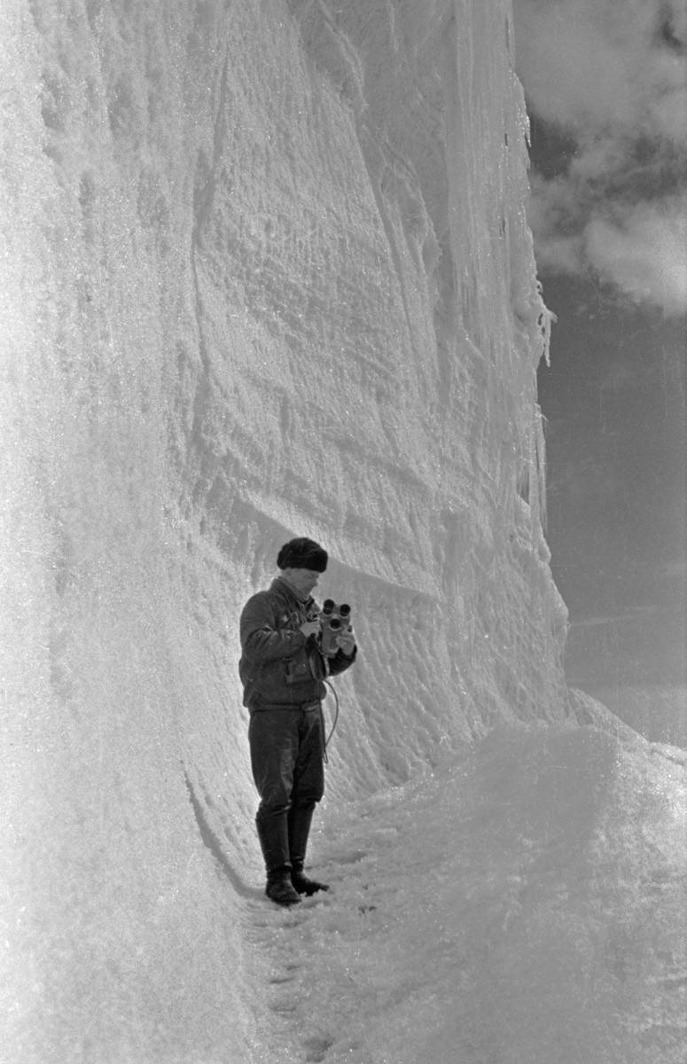 Экспонат #105. Антарктида 1961 — 1962 гг.