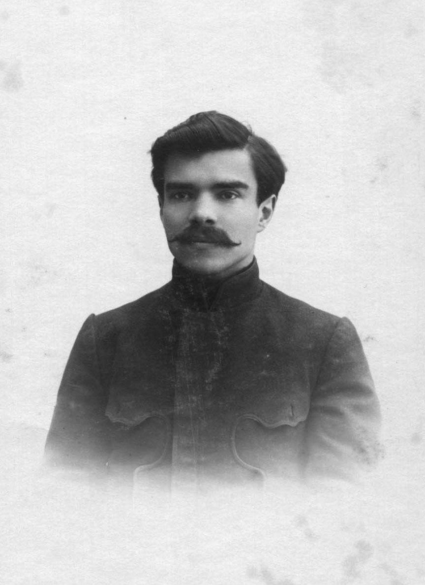 Экспонат #4. Александр Антонович Трояновский
