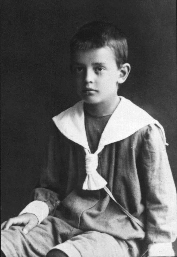 Экспонат #6. Марк Трояновский, г. Бежецы, 1917 год