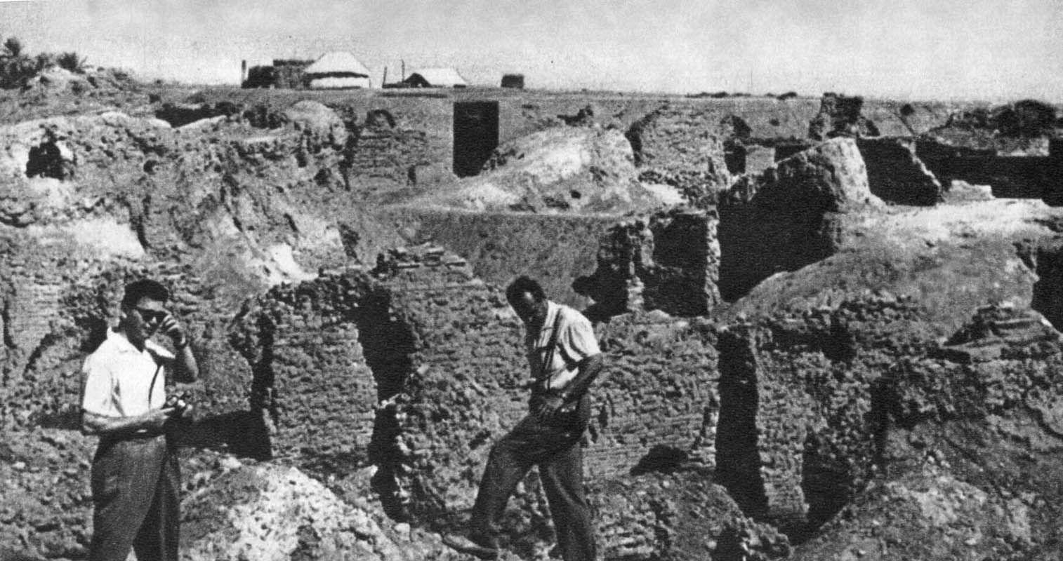 Экспонат #132. Ирак. 1959 год