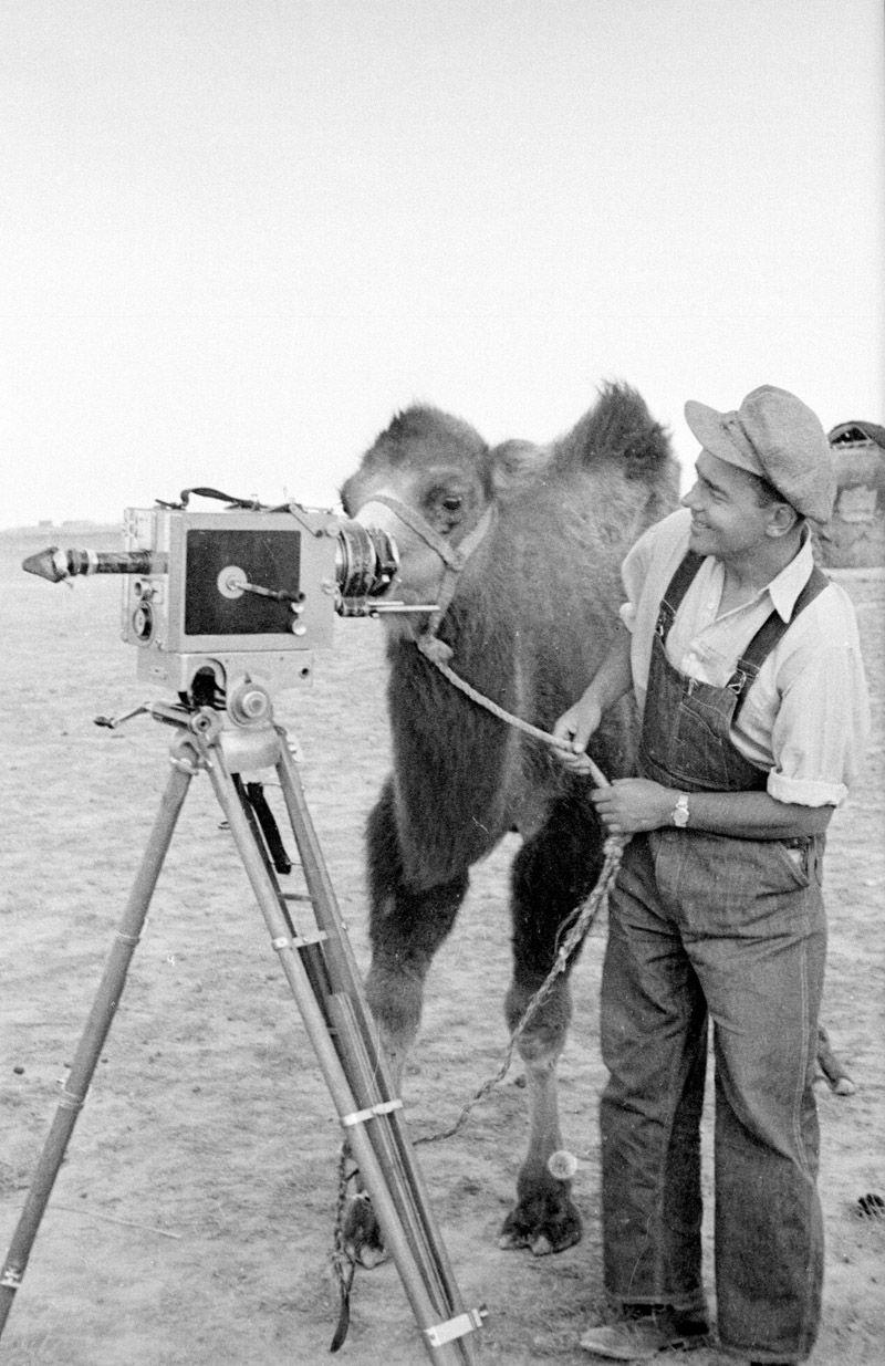 Экспонат #86. Марк Антонович Трояновский. Казахстан. 1939 год