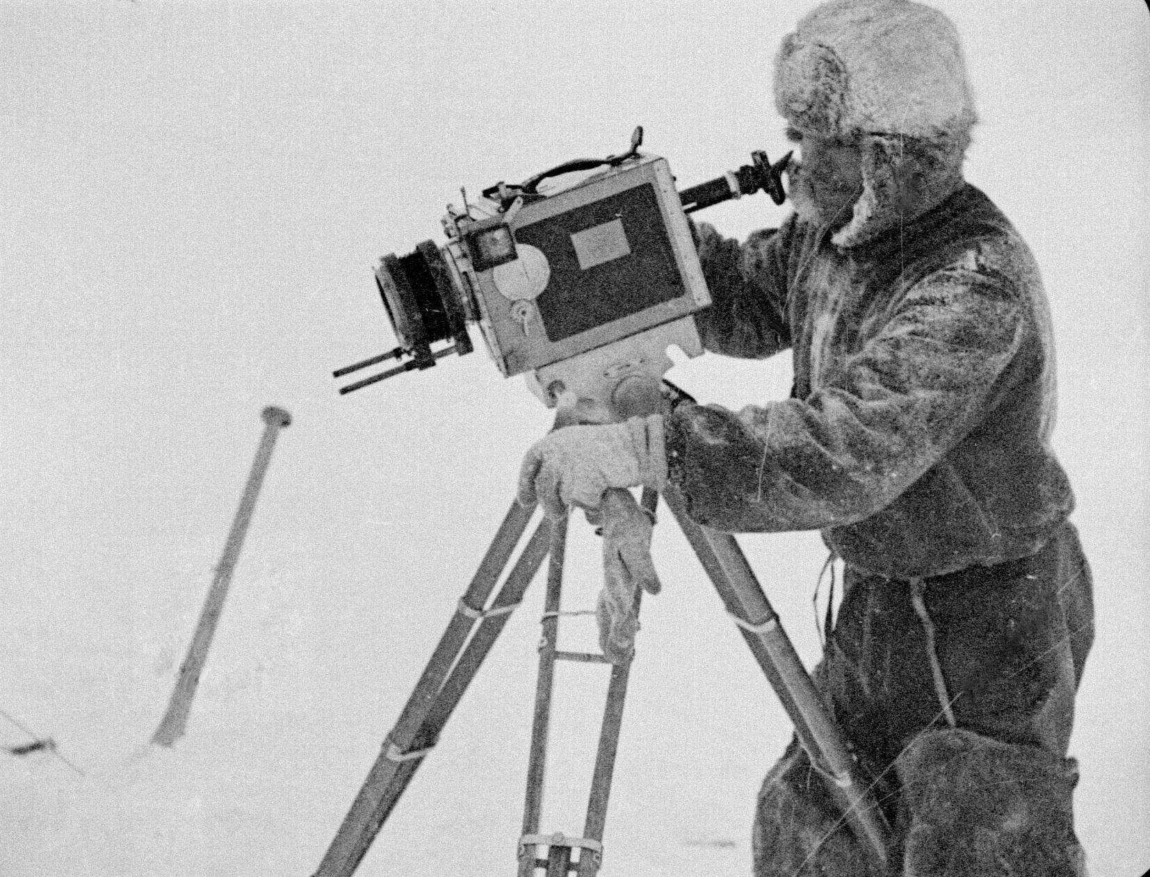 Экспонат #75. Марк Антонович Трояновский. СП-1. «Папанинцы». 1937 год