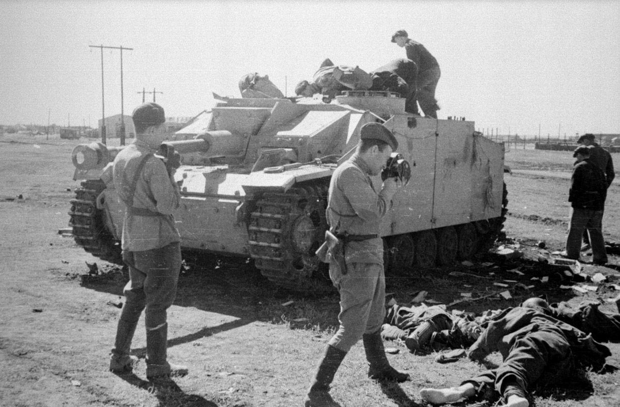 Экспонат #118. 2-й Белорусский фронт (1944 - 1945)