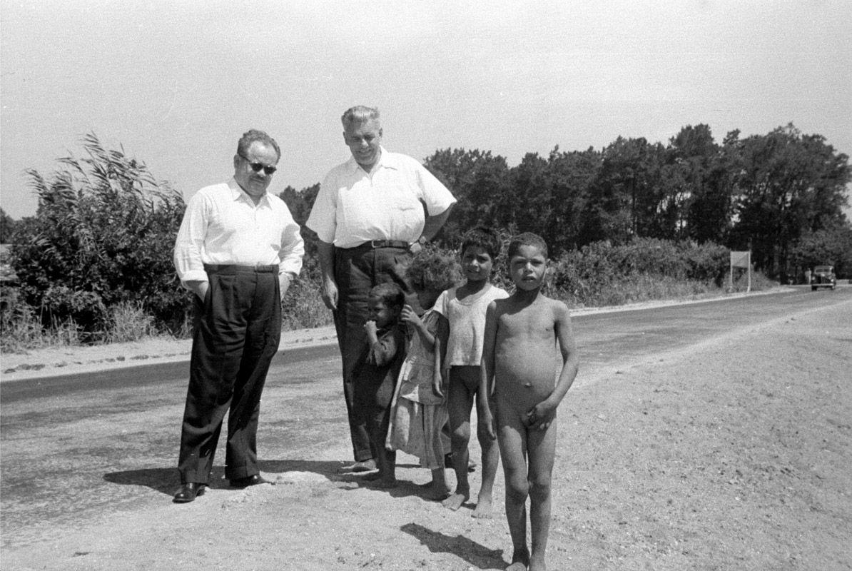 Экспонат #131. По дорогам Египта. 1956 год