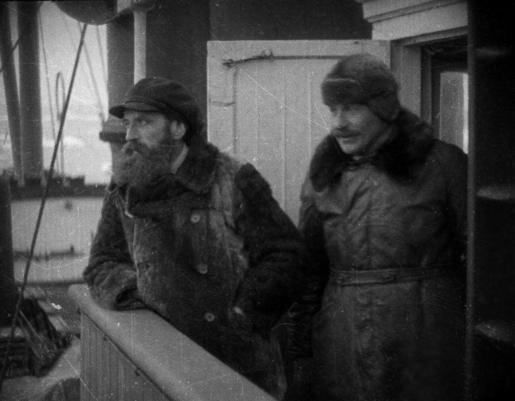 Экспонат #25 На «Сибирякове». 1932 год