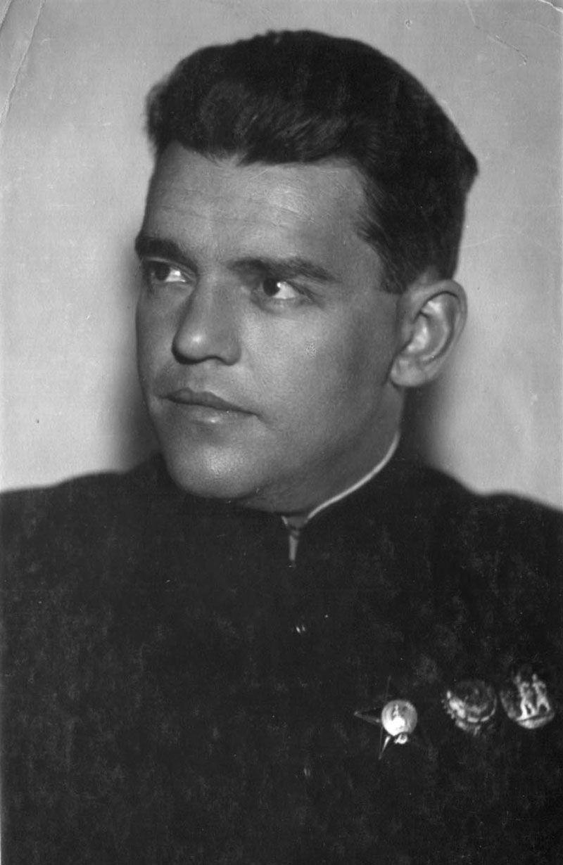 Экспонат #67. Марк Антонович Трояновский. 1937 год