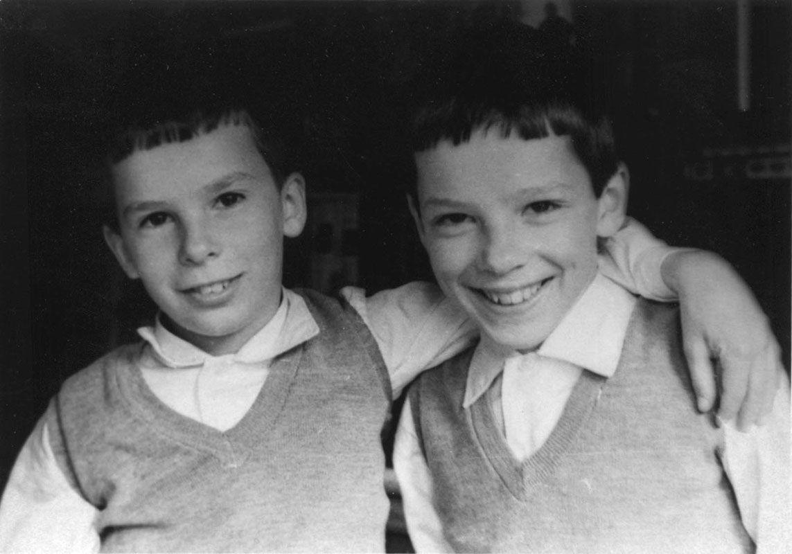 Экспонат #160. Сергей и Алексей Трояновские. 1967 год