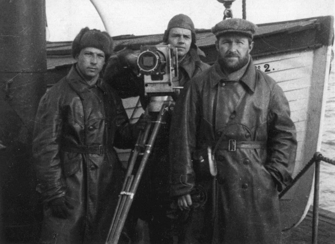 Экспонат #21. Киногруппа «Сибирякова». 1932 год