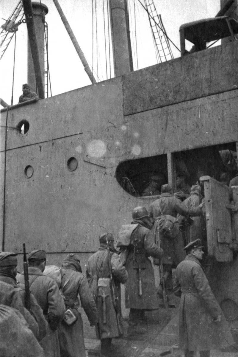 Экспонат #96. Эвакуация из Одессы. 1941 год