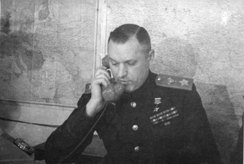 Экспонат #116. Генерал армии Рокоссовский. 1944 год